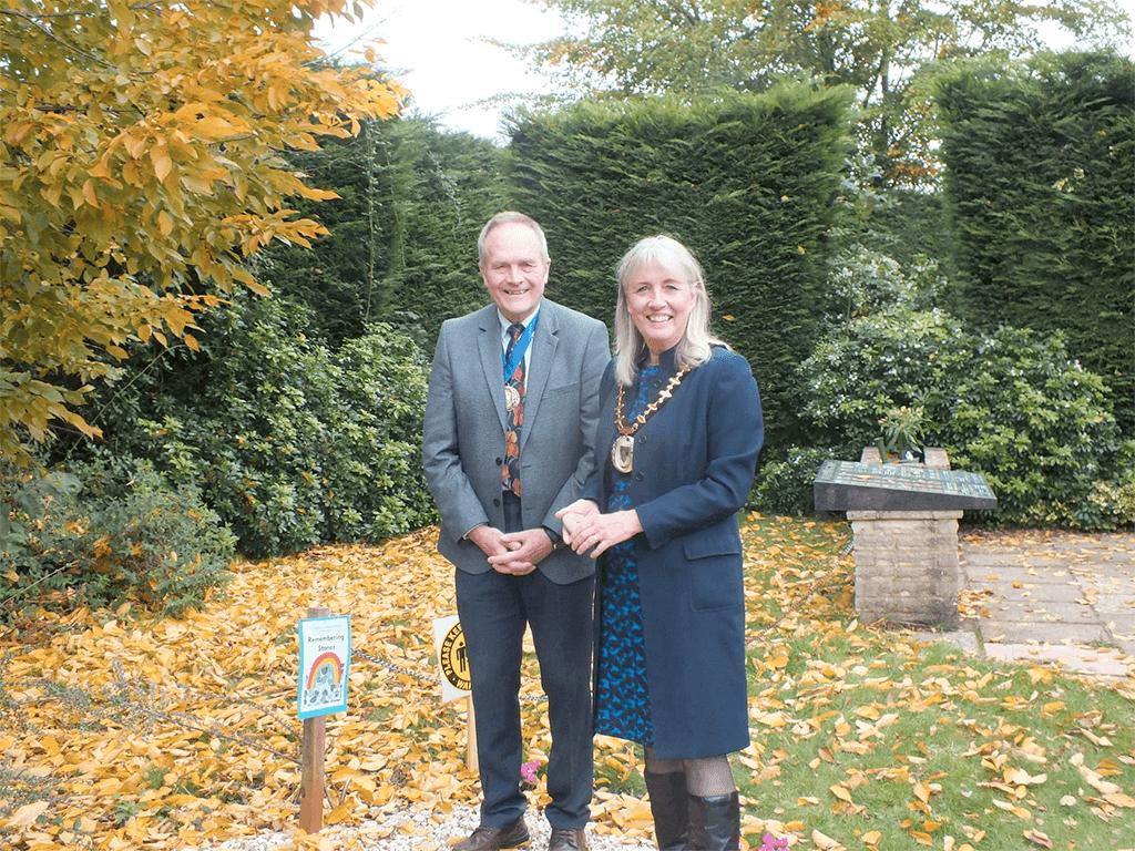Mayor of basingstoke at church