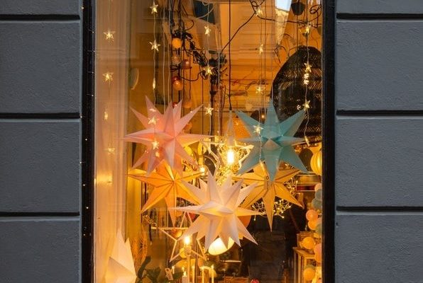 picture of advent window