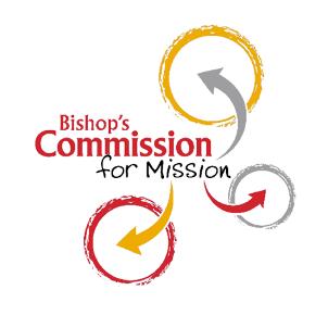Bishop's Commission for Mission logo