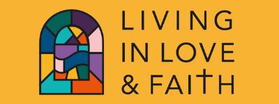 Living in Love & Faith Logo