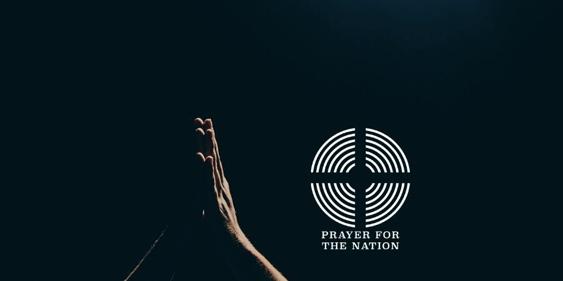 Prayer for the nation logo