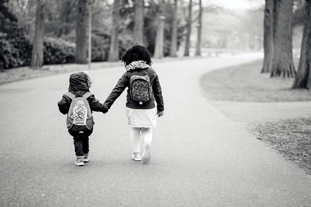 Walking friends
