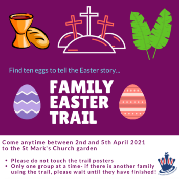 Easter Trail poster