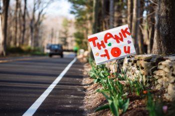 Roadside Thank you