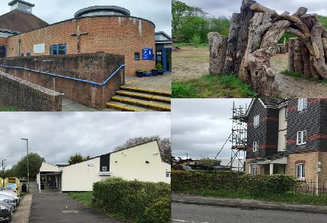 Images around Hatch Warren, Beggarwood and Kempshott