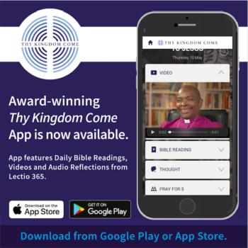 Thy Kingdom Come Phone App