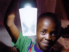 Christian Hope International Solar light