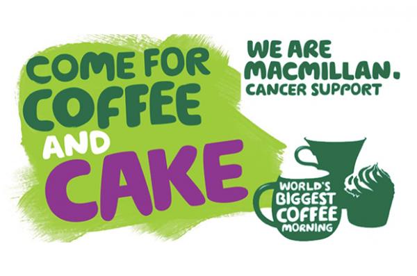 Macmillan Coffee and Cake