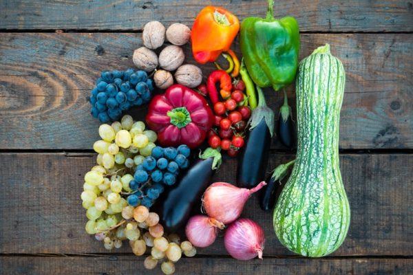 Vegetables for harvest